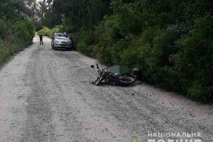 На Волині загинув 20-літній мотоцикліст