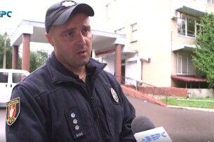 Головного патрульного Волині звинуватили у побитті підлеглого, – ЗМІ (Відео)