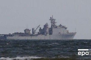 Наступного тижня кораблі НАТО зайдуть до Одеси