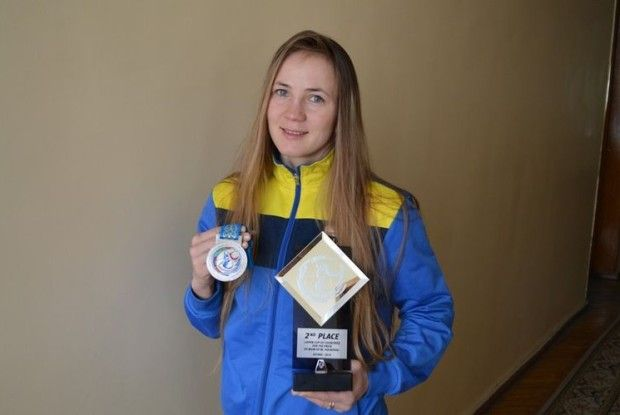 Тетяна Коб здобула срібло на Кубку держав СНГ з боксу серед жінок