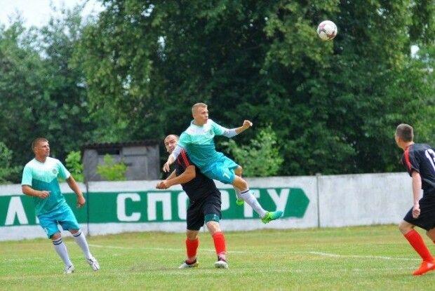 Волинські лісівники у боротьбі за футбольне чемпіонство
