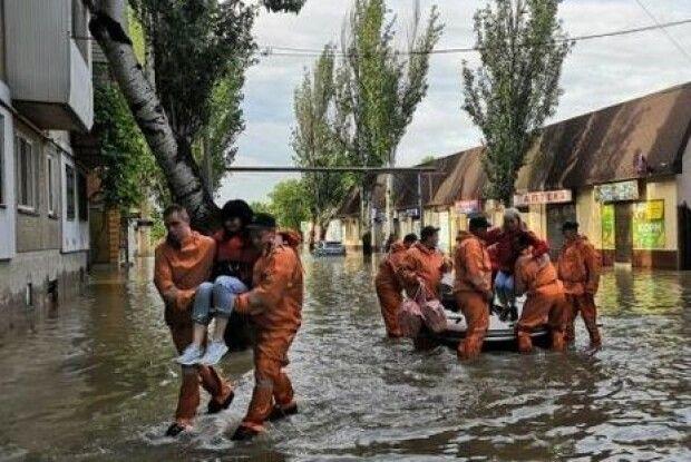 В Ялті зросла кількість зниклих і постраждалих після грандіозного потопу