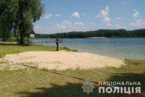 У Турійському районі на пляжі виявили артилерійський снаряд