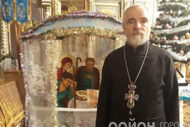 Протоієрей Павло Кліцук відзначив річницю возз'єднання з Православною церквою України