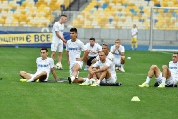 На кого ставлять букмекери в матчі Литва - Україна?