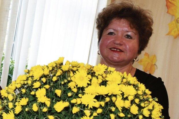На прощання Міністр культури Горохівщини презентувала волинянам компакт-диск