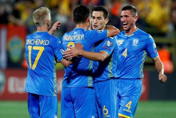 Захист збірної України є найкращим у відборі до Євро-2020 разом із англійським та бельгійським
