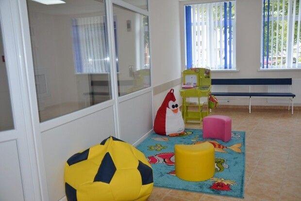 У перинатальному центрі в Луцьку вже народилися дітки