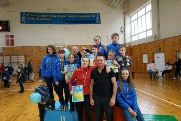 Ковельські спортсмени – переможців та призерів відкритого Всеукраїнського турніру з вільної боротьби