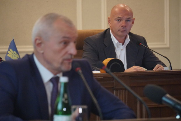 Роман Карпюк проти Олександра Савченка