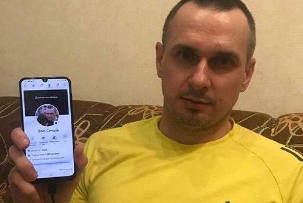 Олег Сенцов: «Минув тиждень ізмоменту мого звільнення...»