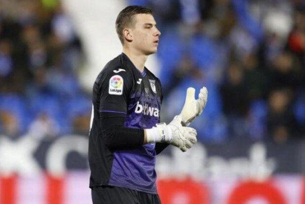Андрій Лунін наступного сезону буде другим голкіпером «Реала»