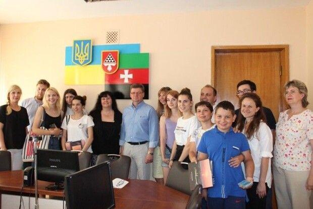 У Нововолинськ завітали «Активні громадяни»