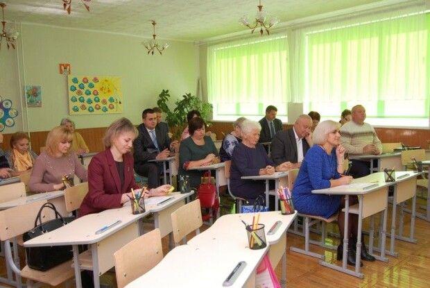 Ковельські педагоги ділилися досвідом, показали навіть «Пекельну кухню» НУШ