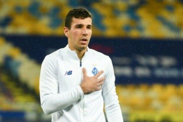 Ювентус хоче купити голкіпера Динамо