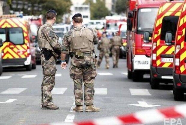 У Парижі напали на префектуру поліції, загинуло чотири людини