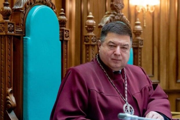 В Україні – новий голова Конституційного суду