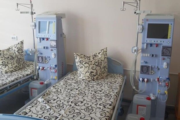 У Володимирі-Волинському відкрили відділення амбулаторного гемодіалізу