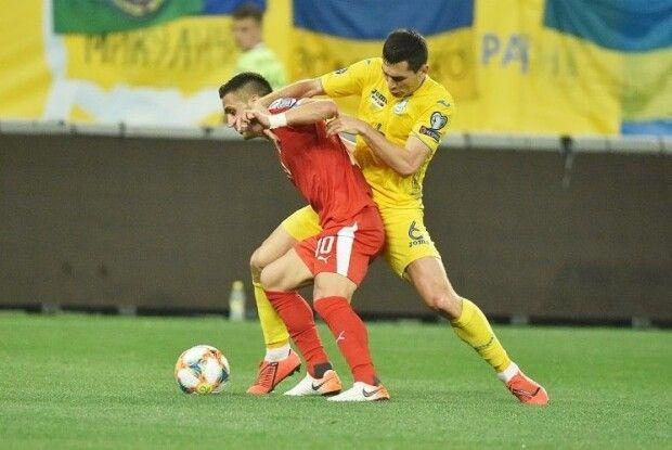 Збірна України знищує у Львові збірну Сербії – 5:0!!! (Відео)