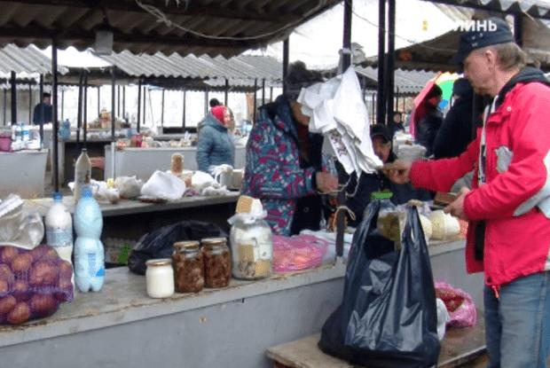 Ринок «Привіз» уЛуцьку закривають