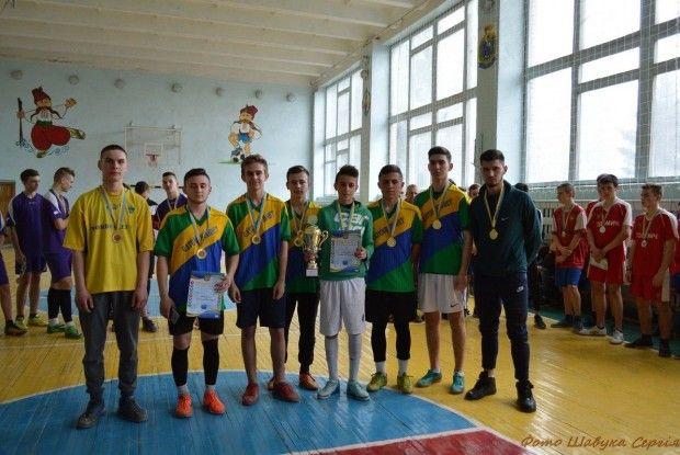 У Колках провели турнір із футзалу пам'яті Леоніда Полінкевича та Андрія Сохацького