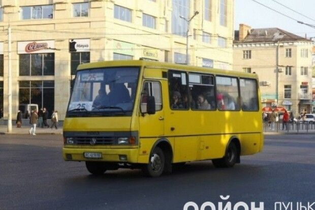 Проїзд у маршрутках у Луцьку коштуватиме 6 гривень