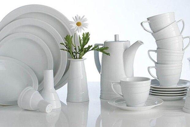 Посуд знову стане білим