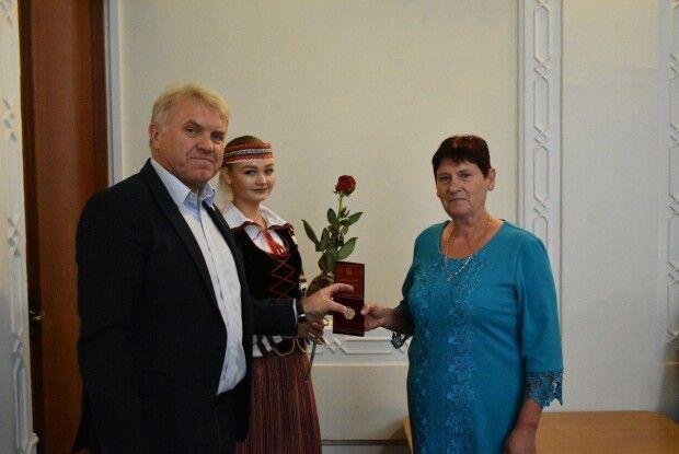 «Рать» Віктора Шумського поповнилася ще одним «Заслуженим працівником сільського господарства України»