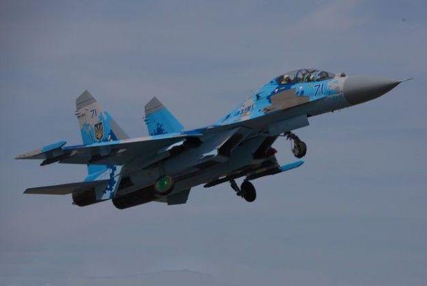 Внаслідок катастрофи Су-27 загинув полковник Іван Петренко