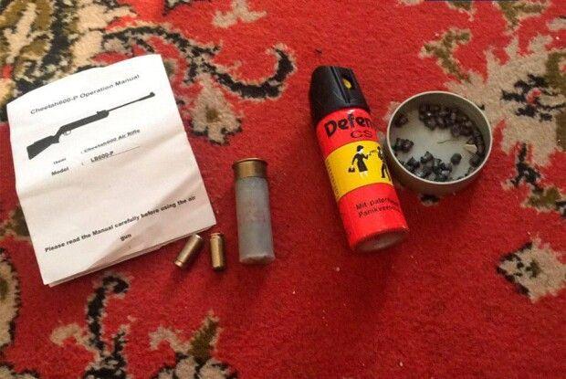 У Луцьку чоловік погрожував підірвати гранату в будинку