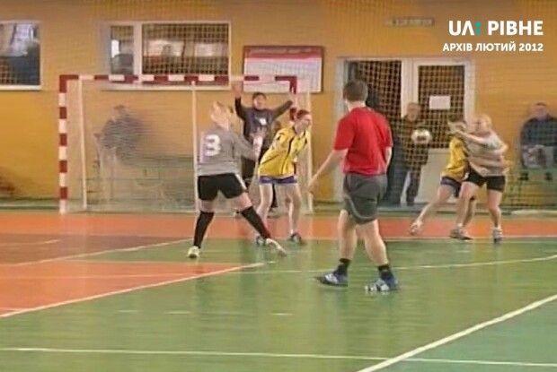 Рівненська гандбольна команда гратиме у вищій лізі після шестирічної перерви