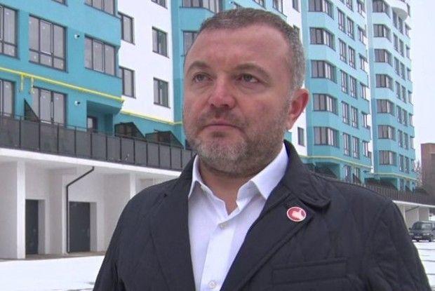 Андрій Покровський особисто привітав захисників із придбанням житла