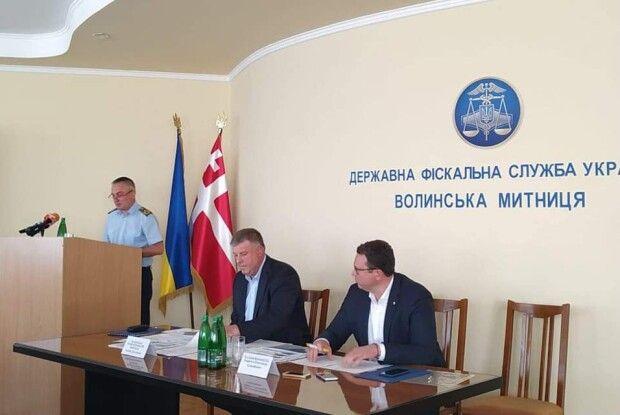 Волинська митниця вже цьогоріч перерахувала до держбюджету понад 7 мільярдів гривень