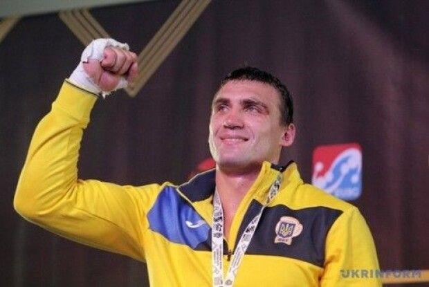 Український боксер Віктор Вихрист здобуває «золото» Європейських ігор!