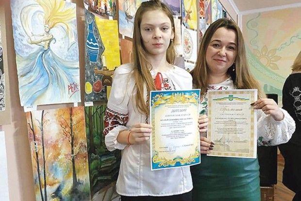 Луцька школярка третій рік поспіль  виграє шевченківський конкурс