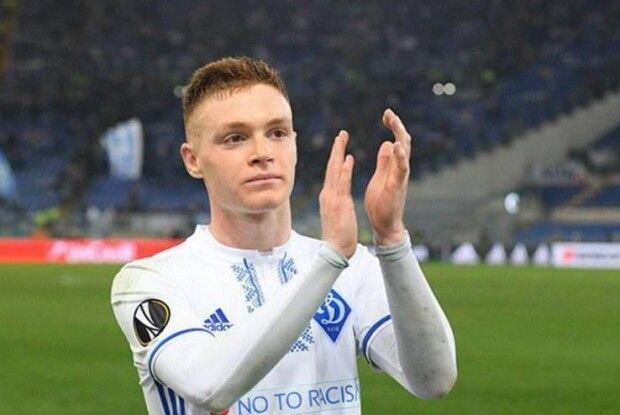 Динамівець Віктор Циганков став найдорожчим гравцем УПЛ