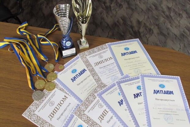 Волинські студенти - призери спартакіади