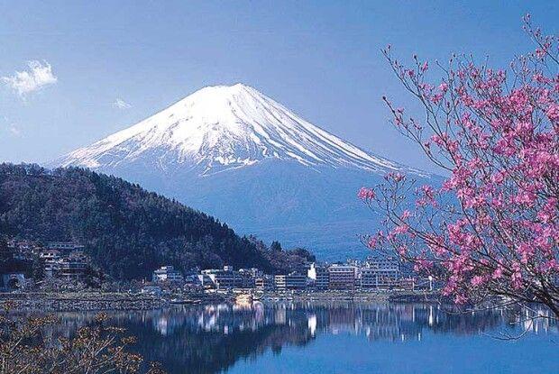 Навіть Фудзіяму закрили накарантин