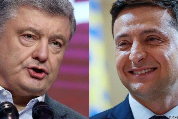 Зеленський прогнозовано не прийшов на дебати з Порошенком на «Суспільне»