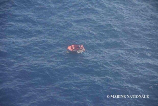 Офіційно: судно Bourbon Rhode, з українцями на борту, затонуло