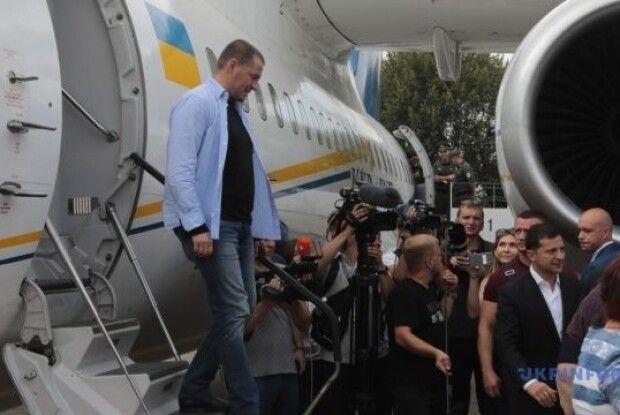 Сущенко повертається у журналістику