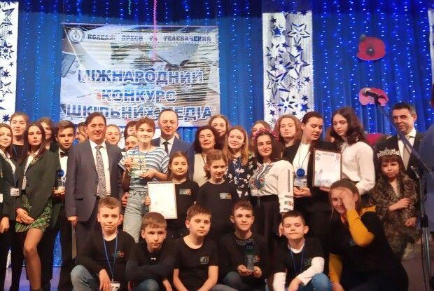 Купичівські юнкори відзначилися на Міжнародному медіа-конкурсі