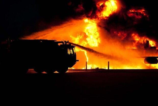 Пожежники розповіли, чому у волинському селі загорілася лазня