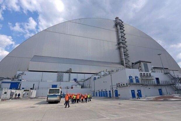 Американські експерти відвідали Чорнобиль