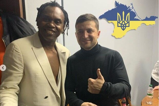 Через «докторів Албанів» Зеленський відмовляється від Криму