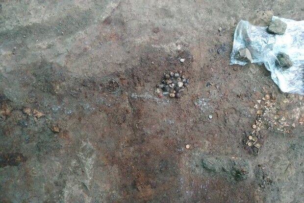 На Полтавщині знайшли золото скіфів