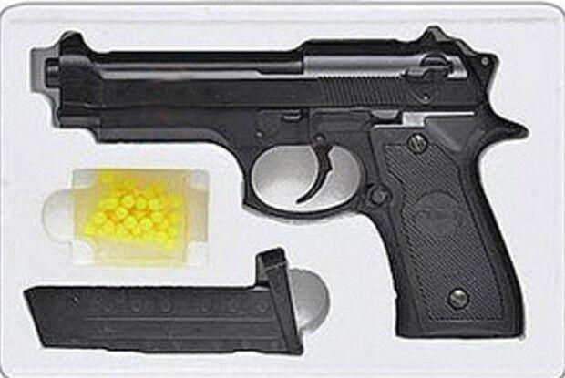 У Ковелі поліція злапала 47-річного розбійника, озброєного іграшковим пістолетом