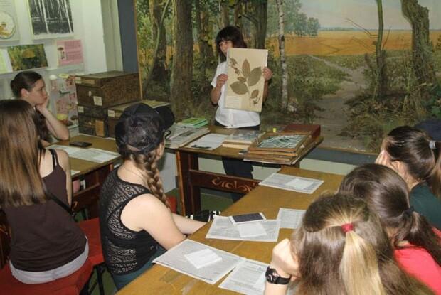 У Волинському краєзнавчому музеї пройшов практикум
