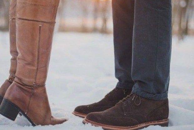 Ви купляли на нинішню зиму нове взуття?