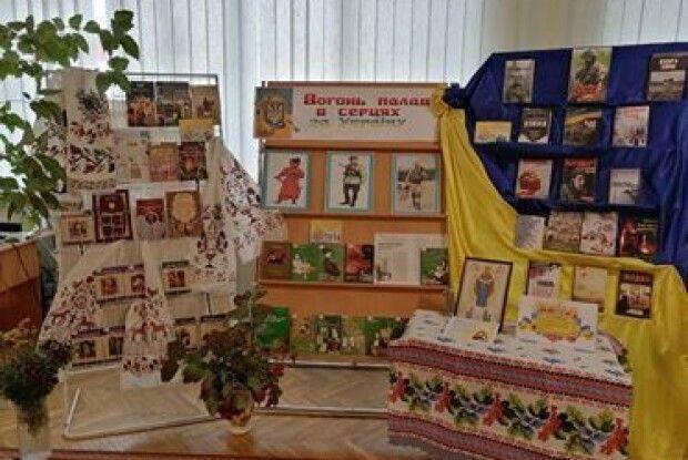 У Локачах до Дня захисника України – виставка